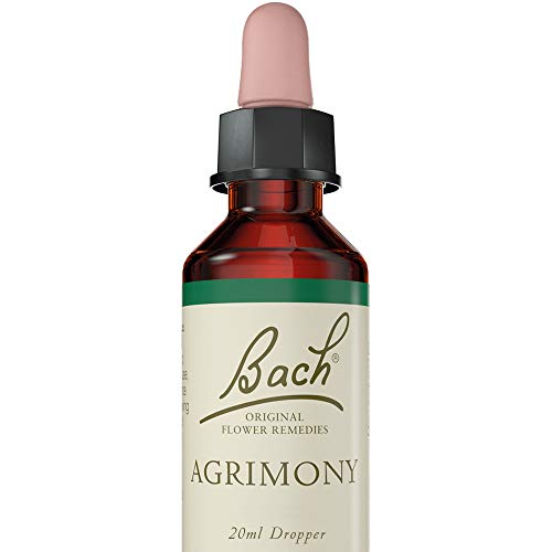 Bach Original Flower Remedies - Agrimony 20ml-packaging may vary from Nelsons Bach Original Flower Remedies