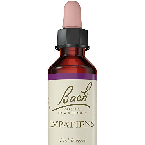 Bach Original Flower Remedies - Impatiens 20ml-packaging may vary from Nelsons Bach Original Flower Remedies