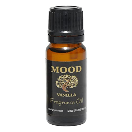 10ml Essential Oil Vanilla from Mood Essential Oils