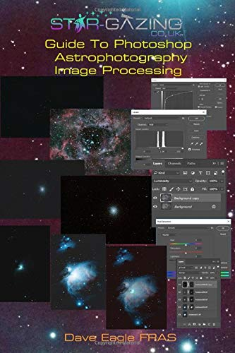 Star-gazing Guide to Photoshop  Astrophotography Image Processing. from 1999773233