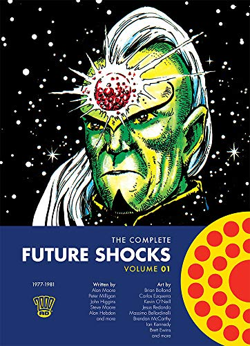 The Complete Future Shocks Vol.1 from 2000 AD