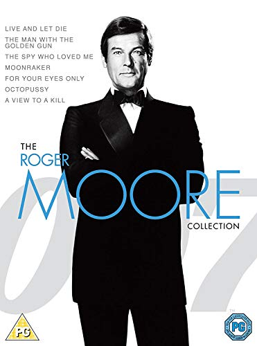 The Roger Moore Collection [DVD] from MGM