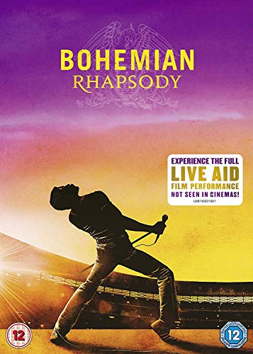 Bohemian Rhapsody [DVD] [2018] from 20th Century Fox Home Entertainment