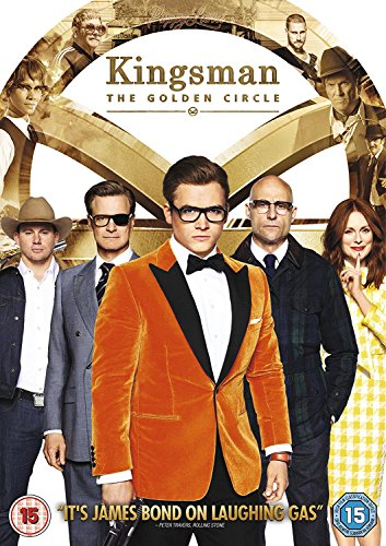Kingsman: The Golden Circle [DVD] [2017] from 20th Century Fox Home Entertainment