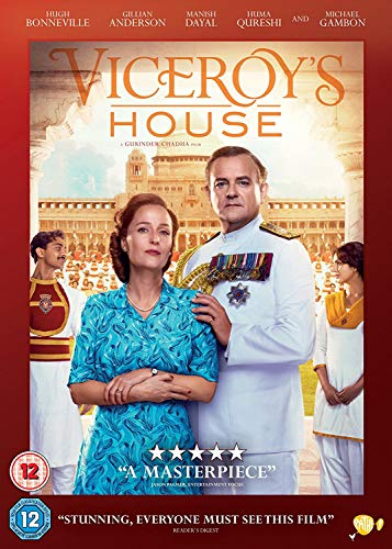 Viceroy's House [DVD] [2017] from 20th Century Fox Home Entertainment