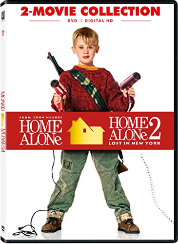 Home Alone 1-2 Df Dvd+dhd from 20th Century Fox