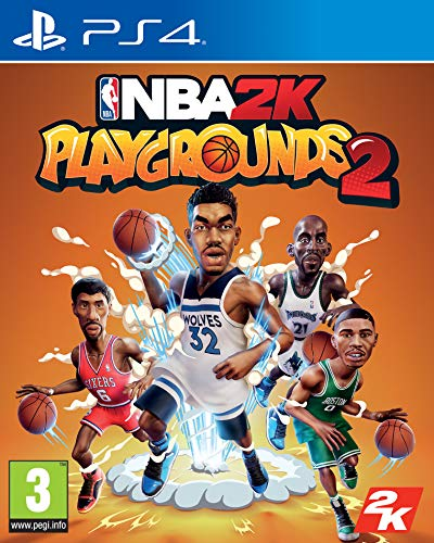 NBA 2K Playgrounds 2 (PS4) from 2K Games