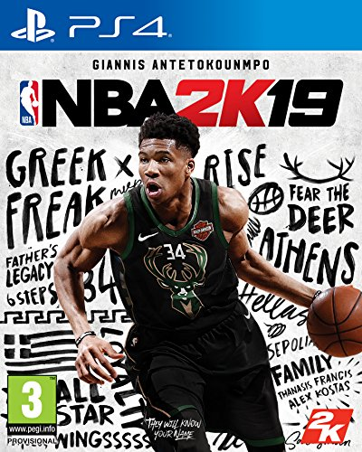 NBA 2K19 (PS4) from 2K Games