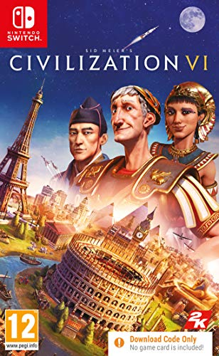 Sid Meier's Civilization VI (Nintendo Switch) from 2K GAMES