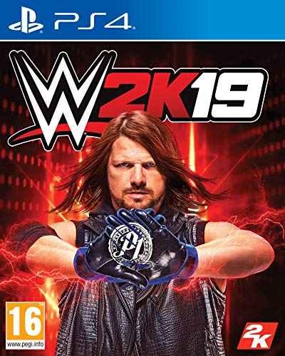 WWE 2K19 (PS4) from 2K Games