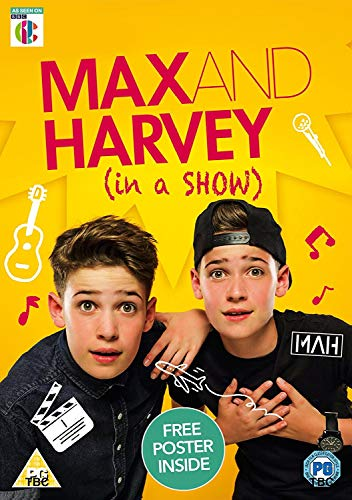 Max and Harvey (in a show) [DVD] [2017] from 2entertain