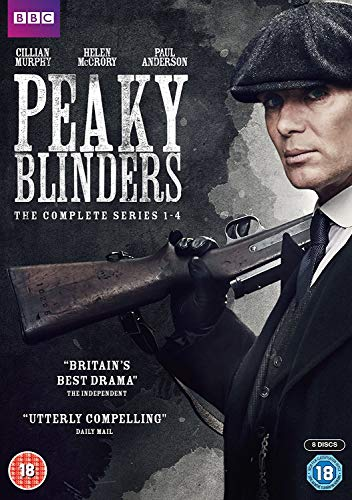 Peaky Blinders Series 1-4 [DVD] from 2entertain