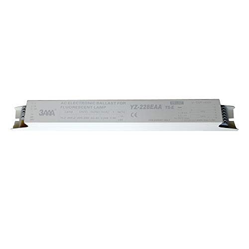 3AAA YZ-228EAA T5-E/TC-L 220-240V 2x28W Fluorescent Lamp AC Electronic Ballasts Instant Start from 3A