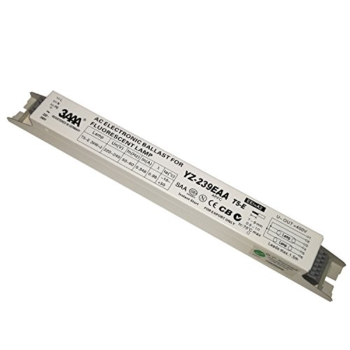 3AAA YZ-239EAA T5-E 220-240V 2x39W Fluorescent Lamp AC Electronic Ballasts Instant Start from 3A