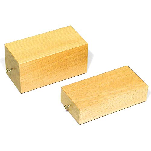 3B Scientific U15026 Wooden Block For Friction Experiments from 3B Scientific