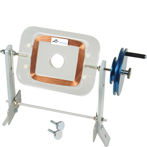 3B Scientific U8496320 Flat Coil in a Rotatable Frame from 3B Scientific