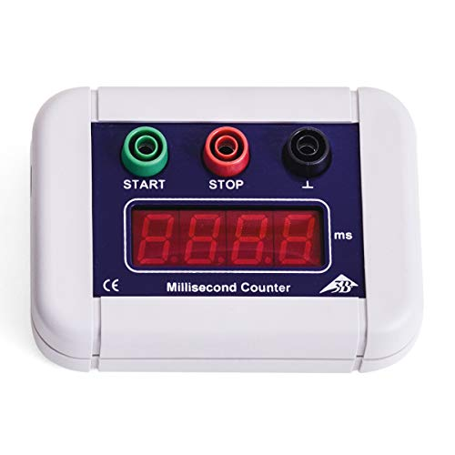 3B Scientific U8533370-230 Millisecond Counter, 230V, 50 Hz/60 Hz from 3B Scientific