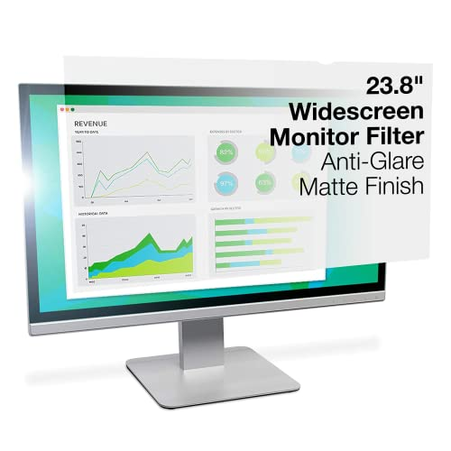 3M Anti-Glare Filter for 23.8-Inch Monitor from 3M