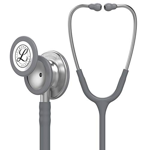 3M Littmann 5621 Classic III Stethoscope, Grey from 3M Littmann