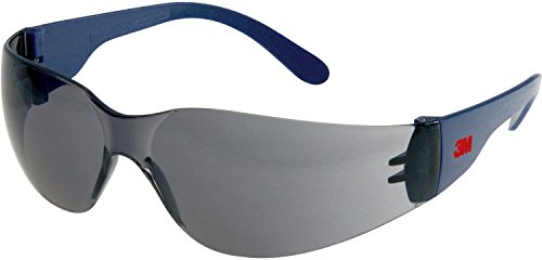 3M Safety Glasses, Anti-Scratch / Anti-Fog, Grey Lens, 2721 from 3M