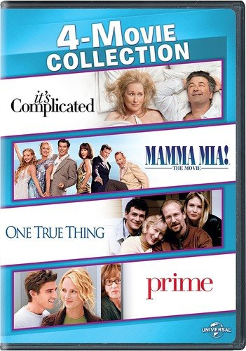 4-MOVIE COLLECTION: IT'S COMPLICATED / MAMMA MIA - 4-MOVIE COLLECTION: IT'S COMPLICATED / MAMMA MIA (2 DVD) from Universal Studios