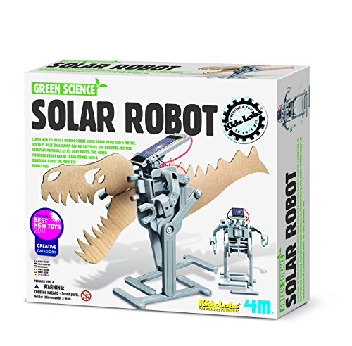4M Green Science Solar Robot from 4M