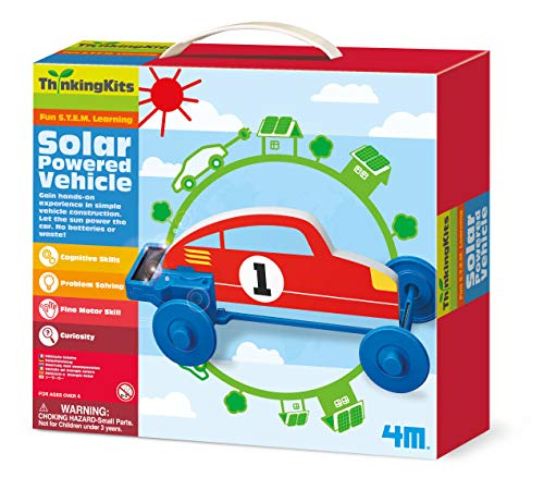 4M Solar Powered Vehicle Toy from 4M