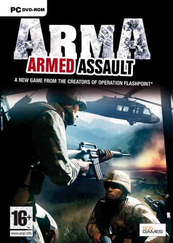 ArmA: Armed Assault (PC DVD) from 505 Games