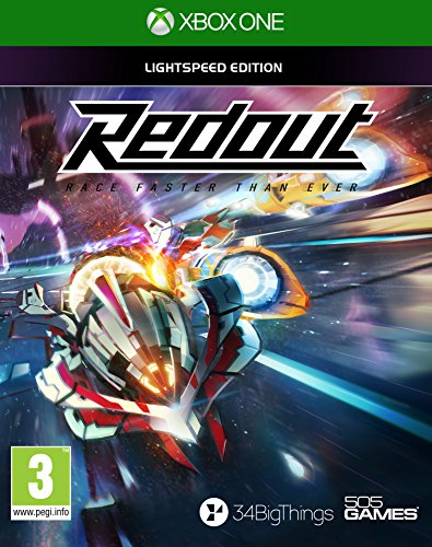 Redout Lightspeed Edition (Xbox One) from 505 Games
