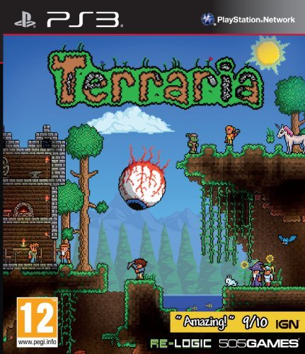 Terraria (PS3) by 505 Games from 505 Games