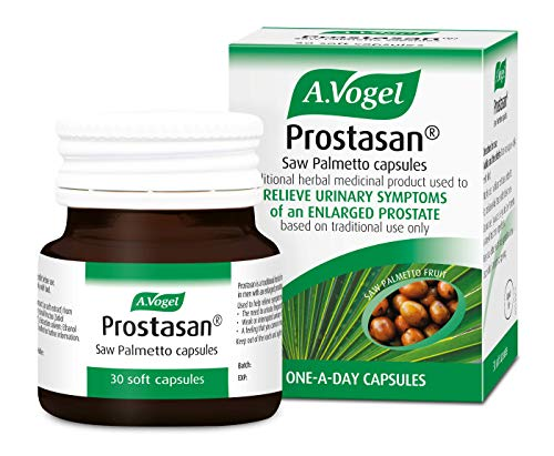 A.vogel Bioforce Prostasan Capsules, 30-Count from Avogel