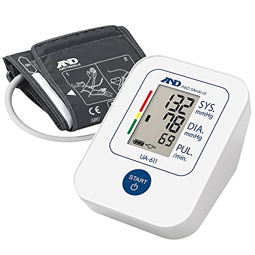 A&D Medical UA-611 Upper Arm Blood Pressure Monitor from A&D Medical