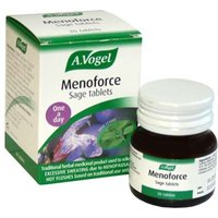 A. Vogel Menoforce Sage Tablets 30 from A. Vogel