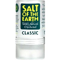 Bioforce Salt of the Earth Natural Deodorant Stone Classic 90g from A. Vogel