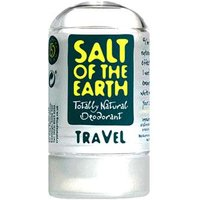 Salt of the Earth Natural Deodorant Stone Travel 50g from A. Vogel