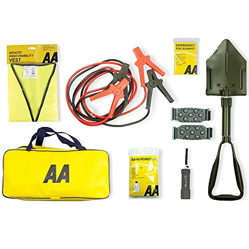 AA Car Essentials Emergency Winter Car Kit from AA