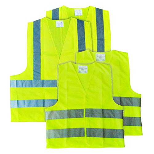 AA Family High Visibility Vest Pack - Yellow from AA