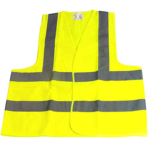 AA High Visibility Vest for safety and emergencies - Yellow from AA