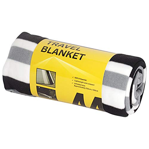 AA Travel Fleece Blanket from AA