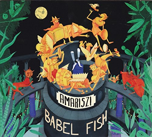 Babel Fish [VINYL] from AAC Records