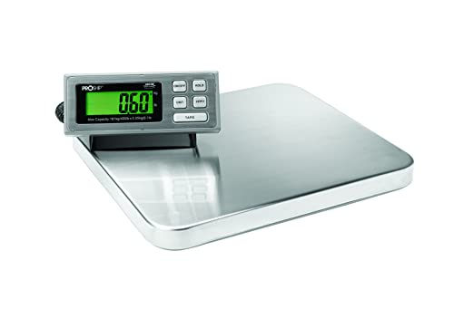 PROSHIP LARGE Digital 181Kg x 50g 400lb Heavy Duty Postal Postage Parcel Packet Shipping Platform Scales Scale from ABCON Scales & Balances