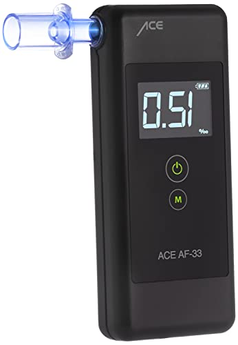 Breathalyser AF - 33, Tu-Vienna-Measuring accuracy: 97.9% Police Accurate from ACE