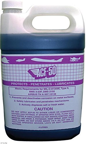 ACF-50 GALLON - DEALER QUANTITY OF ANTI CORROSION FORMULA - 1.06 GALLON from ACF-50