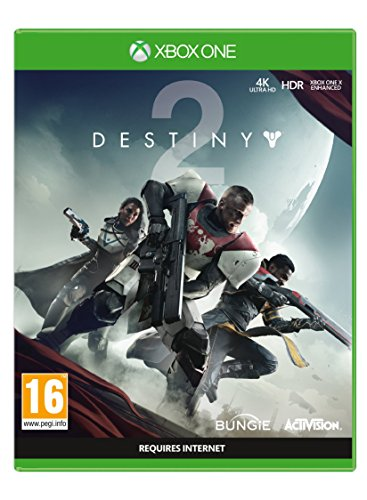 Destiny 2 w/ Salute Emote (Exclusive to Amazon.co.uk) (Xbox One) from ACTIVISION