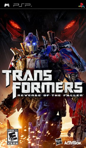 Transformers: Revenge of the Fallen - Essentials (PSP) from ACTIVISION