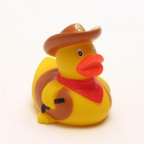 Rubber Duck cowboy from AD