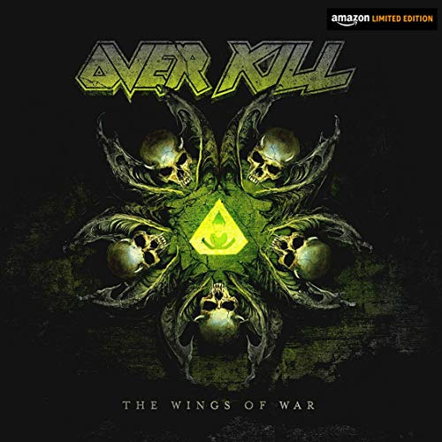The Wings of War (CD-Digipak Limited Edition) from ADA UK