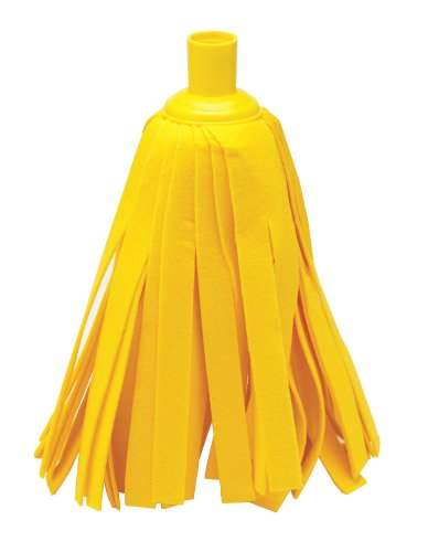 ADDIS Commercial Cloth Mop Refills, Yellow from ADDIS Commercial