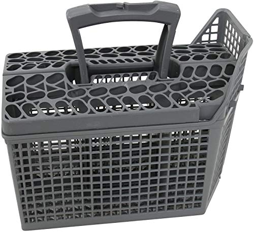 AEG Dishwasher Cutlery Basket Cage & Handle (6 Compartments, Handle & Lid) from AEG
