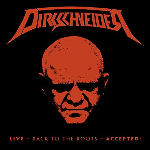 Live - Back To The Roots - Accepted! (Bluray+2cd) from AFM RECORDS